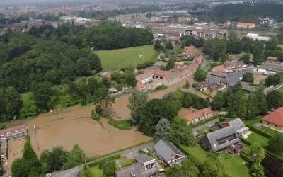 Quand la pluie fait déborder nos rivières !