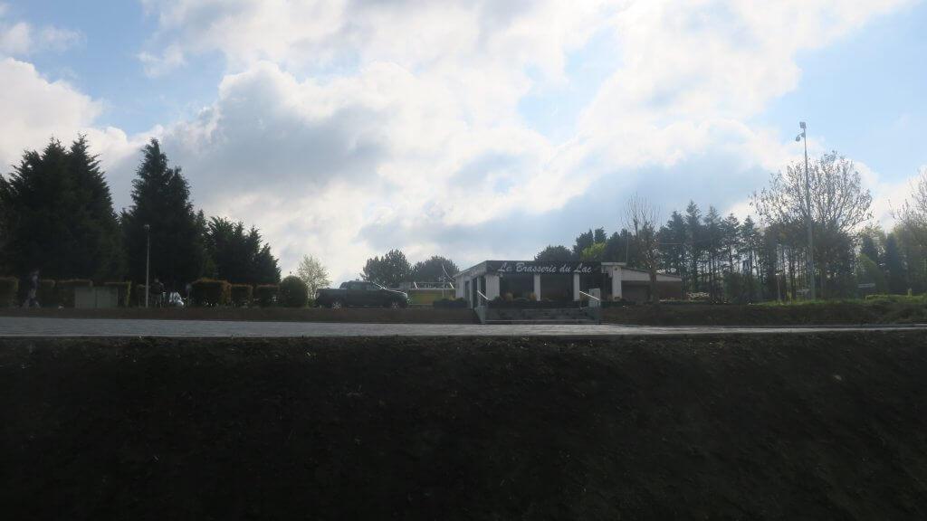 Nouvelle terrasse Godarville