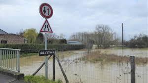 Photo Lecelle inondées par l'Elnon